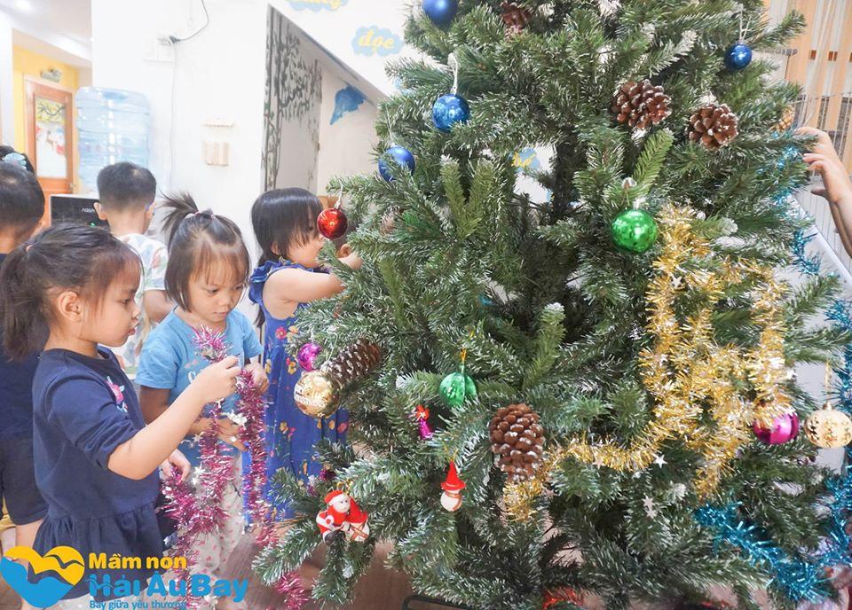 Trang trí Giáng sinh